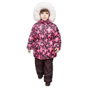 Зимний комплект для девочки Lapland 116-134