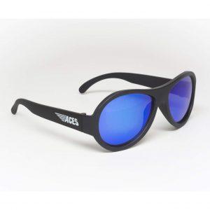 Солнцезащитные очки Babiators синие линзы 6-12 лет