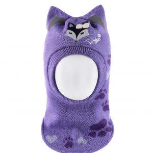 Шапка-шлем Reike Smart fox purple