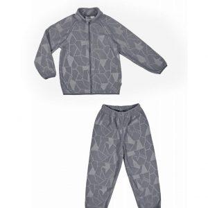 Флисовый комплект Reike grey