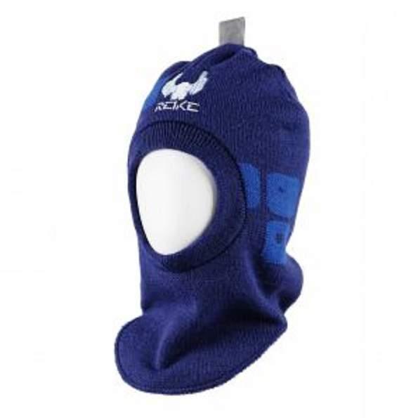 Шапка-шлем для мальчика Reike Galaxy navy