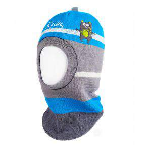 Шапка-шлем Reike Funny forest friends grey