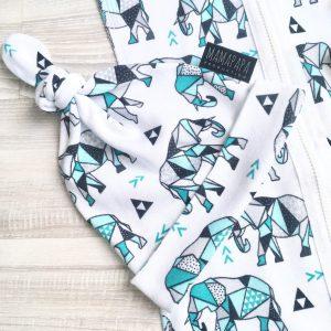 Шапочка MamaPapa Слоники Оригами