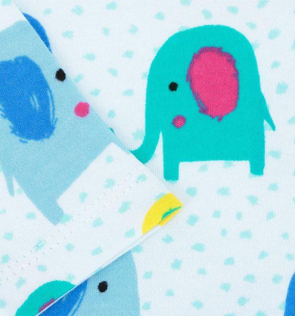 Лонгслив слоники Umka
