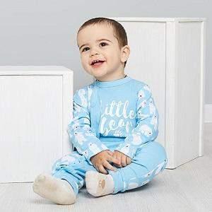 Комбинезон голубой Umka