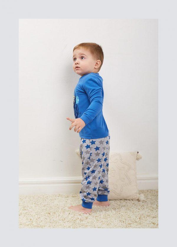 Пижама для мальчика звезды Umka