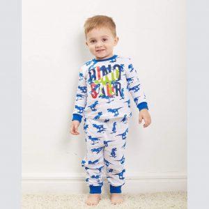 Пижама для мальчика динозавры Umka