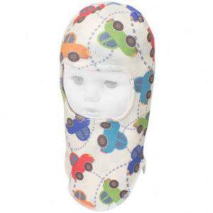 Шапка - шлем ПриКиндер MH1-1097, цвет: Молочный