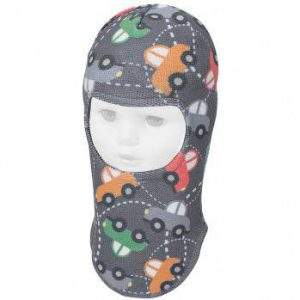 Шапка - шлем ПриКиндер MH1-1097, цвет: Серый