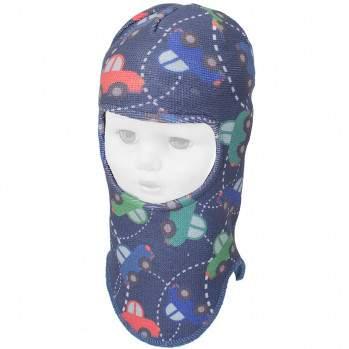 Шапка - шлем ПриКиндер MH1-1097, цвет: Синий