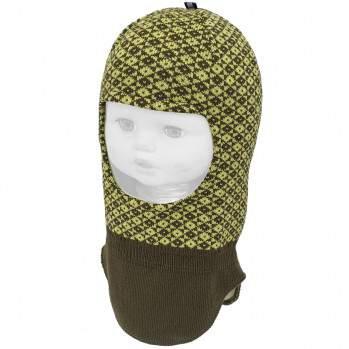 Шапка - шлем ПриКиндер MH3-990, 48-50, цвет: Хаки