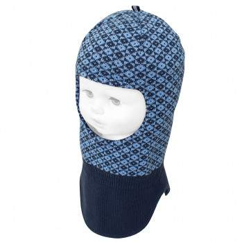 Шапка - шлем ПриКиндер MH3-990, 48-50, цвет: Темная джинса