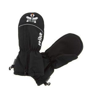 Варежки Reike Racoon black