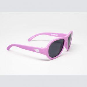 С/з очки Babiators Original Aviator Розовая принцесса Classic (3-5)