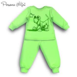 Пижама детская из футера 86-110