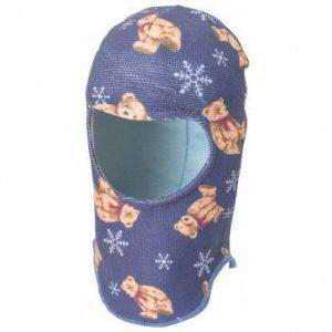 Шапка - шлем ПриКиндер UH1-1098, цвет: Джинса