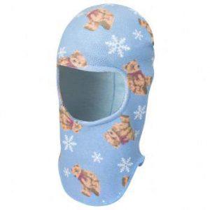 Шапка - шлем ПриКиндер UH1-1098, цвет: Голубой