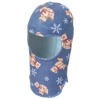 Шапка - шлем ПриКиндер UH1-1098, цвет: Серый
