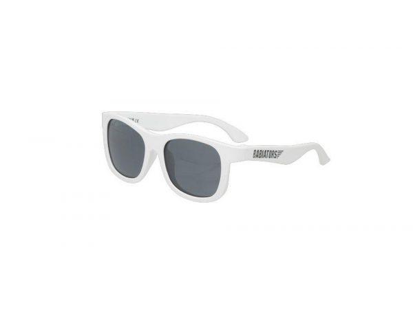 Солнцезащитные очки Babiators Шаловливый белый 0-2 года