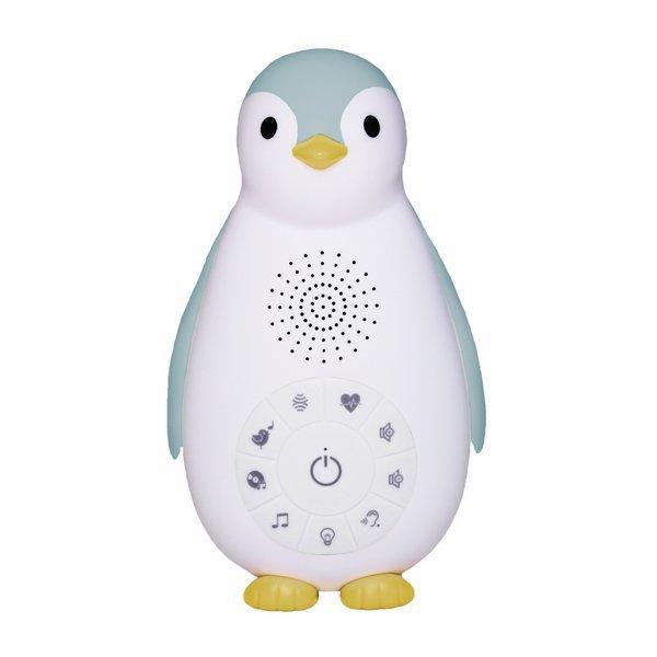 Музыкальная игрушка-ночник ZAZU пингвинёнок Зои