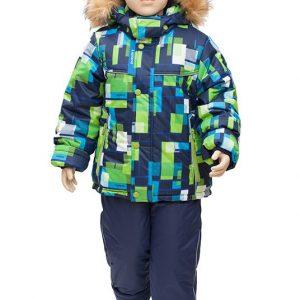 Зимний комплект для мальчика Lapland 98-116