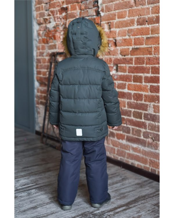 Комплект для мальчика Fox-cub 104-116 хаки