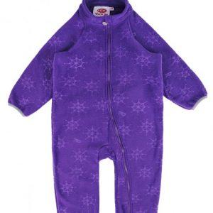 Флисовый комбинезон Reike фиолетовый