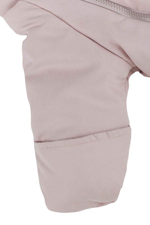 Конверт для новорожденных Mammie цвет пудра
