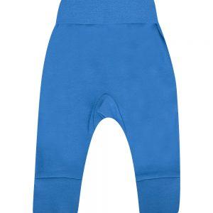 Ползунки на манжете синие Umka