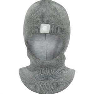 Шапка-шлем Artel 0956-81 серый