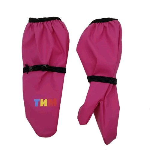 Непромокаемые рукавицы ТИМ фуксия
