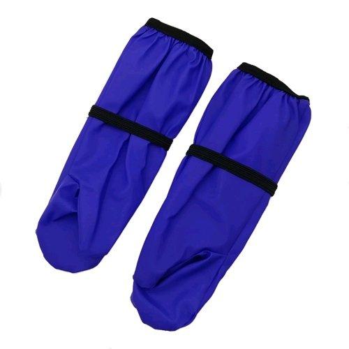 Непромокаемые рукавицы ТИМ синий