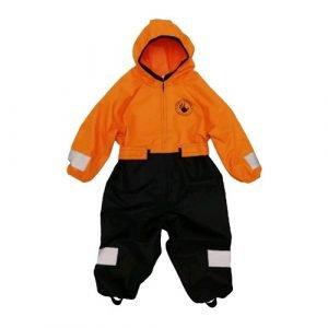 Комбинезон непромокаемый Спец-детка оранжевый