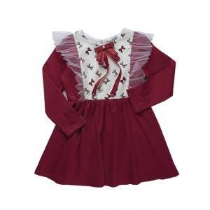 Платье для девочки CANDYS бантики