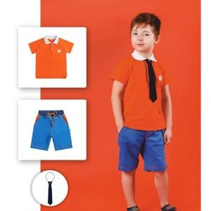 Рубашка-поло для мальчика CANDYS