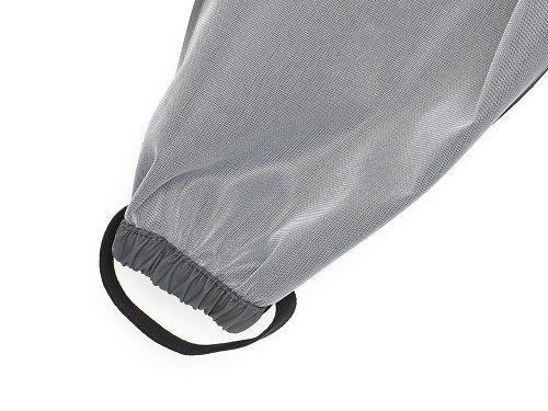 Непромокаемый полукомбинезон Smail серый