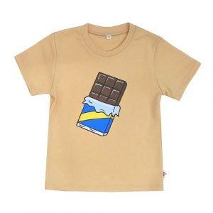 Футболка детская CANDYS шоколад