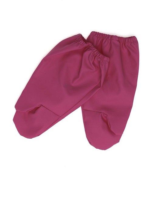 Непромокаемые рукавицы Smail розовые