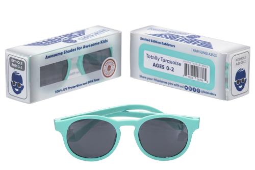 Солнцезащитные очки Babiators Весь бирюзовый 0-2 года