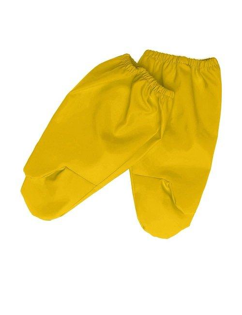 Непромокаемые рукавицы Smail желтые