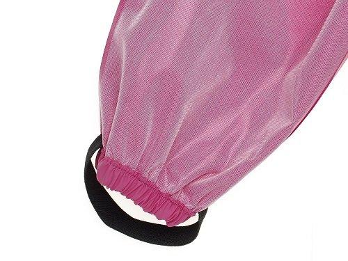 Непромокаемый полукомбинезон Smail розовый