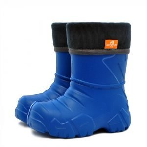 Детские сапоги ЭВА Nordman Kids с флисовым утеплителем синие