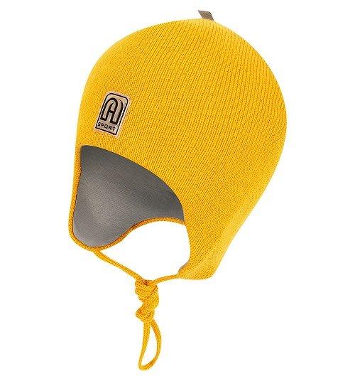 Шапка Artel 0953-81 желтый