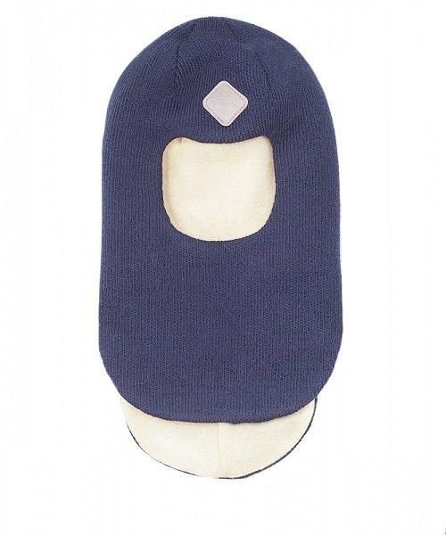 Шапка-шлем детский Cb-28 темносиний