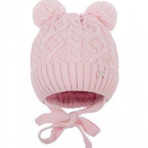 Зимняя шапка детская Cz-171 розовая