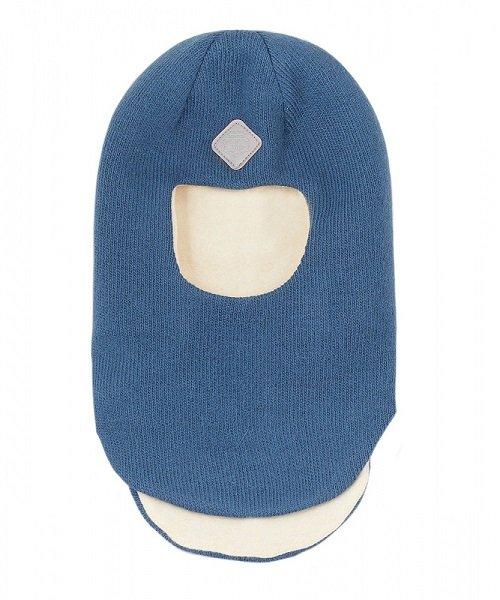 Шапка-шлем детский Cb-28 синий