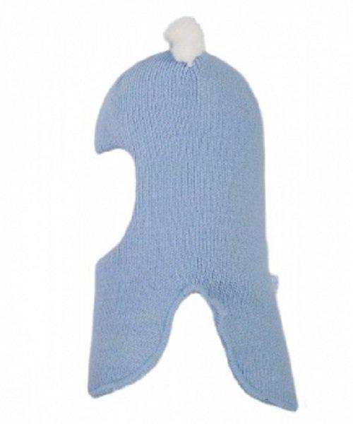 Шапка-шлем детский Cb-27 голубой