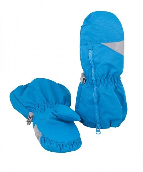 Рукавицы детские LM-42 синие