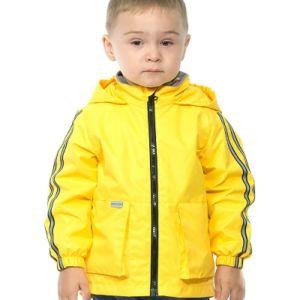 Ветровка детская GooDvinKids 104-122 Эмин желтый