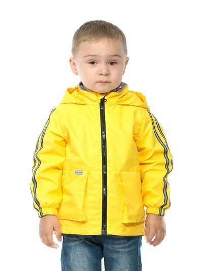 Ветровка GooDvinKids 86-122 Эмин желтый